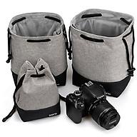 Túi đựng máy ảnh thời trang 3 lớp BN-H006 BNH008 - Oz120 thumbnail