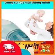Máy hút mũi cho bé sơ sinh, dụng cụ hút mũi thumbnail