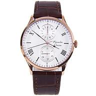 Đồng hồ đeo tay Nam hiệu Alexandre Christie 6437MFLRGSL thumbnail