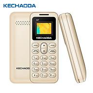 KECHAODA A27 2G GSM Feature Phone Dual SIM 0.66 32MB BT Dialer 350mAh Detachable Battery MP3 FM Mini Mobile Phones for thumbnail