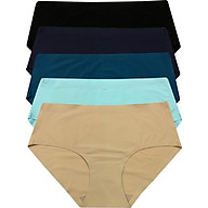 Combo 5 quần lót đúc su QCP22313, Nhiều màu (từ 50kg trở xuống) thumbnail