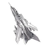 Mô hình thép 3D tự ráp cao cấp máy bay Tornado Fighter thumbnail