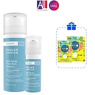 Kem dưỡng ngăn lão hóa da nhạy cảm Paula s Choice resist anti-aging clear skin hydrator TẶNG mặt nạ Sexylook (Nhập khẩu) thumbnail