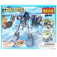 Đồ Chơi Lắp Ráp Phát Triển Trí Tuệ Robot - COGO 4848 thumbnail