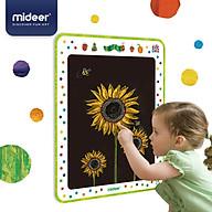 Bảng đen nam châm dán tường bóc dán Mideer hình Chú Sâu Háu Ăn - Blackboard Adhesive - the very hungry Caterpillar thumbnail