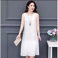Đầm bầu đẹp màu trắng DN19072810 thumbnail