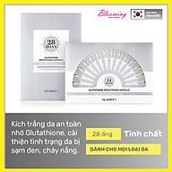 [Set 28 Ống] Tinh chất dưỡng trắng da mờ thâm nám 28 Days Suiskin Glutathione Brightening Ampoule thumbnail