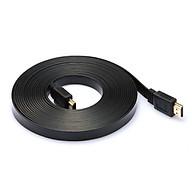 Dây HDMI 2 đầu dẹt 10m AZONE thumbnail