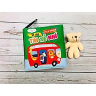 Sách vải cho bé - sách vải an toàn chính hãng LALALA BABY sản xuất tại Việt Nam thumbnail