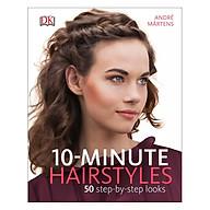 DK 10 Minute Hairstyles thumbnail