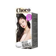 Korea MiseenScene HELLO BUBBLE Easy Self Hair Dyeing Dark Choco Turn Color thumbnail