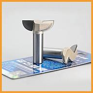 Mũi Soi Đuôi Cá Nằm AC1501 - Mũi Soi Đuôi Cá Nằm chuyên dùng để khoét hèm đuôi cá, khoét hèm tay nắm thumbnail