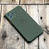 Ốp lưng dẻo thoát nhiệt dành cho iPhone 7 8 SE 2020 7 Plus 8 Plus X XS XS Max XR 11 11 PRO 11 PRO MAX - Hàng chính hãng thumbnail