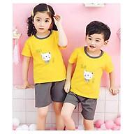 Quần áo mùa hè dành cho cả bé trai và bé gái đều mặc được nhé các mẹ thumbnail