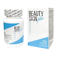 Thực phẩm chức năng Viên uống trị nám, trắng da, chống nắng Beauty Skin Plus USA (60 viên) thumbnail