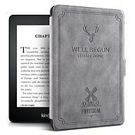 Bao Da Cover Dành Cho Máy Đọc Sách Kindle Paperwhite Gen 4 (10th) Tuần Lộc thumbnail