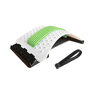 Household Back Stretcher Massager Waist Support Stretch Relaxation Equipment Spinal Pain Relieve Tool thumbnail