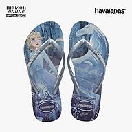 HAVAIANAS - Dép trẻ em Kids Slim Frozen 4137266-4376 thumbnail
