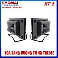 Bộ 2 Loa treble kèn rời Hifi THUMPER AT8 - HT8 bổ sung treble cho dàn karaoke - Hàng chính hãng thumbnail