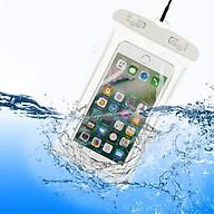 Túi chống nước cho điện thoại tiện dụng cho các dòng điện thoại đến 6.1 inch thumbnail