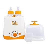 Máy Hâm Sữa Fatz Baby Hai Bình Cổ Rộng Thế Hệ Mới FB3012SL thumbnail