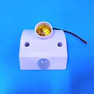 Đuôi bóng đèn cảm ứng hồng ngoại trắng APH-RT820 thumbnail