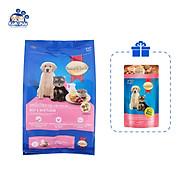Thức ăn cho chó con Smartheart Puppy vị thịt bò và sữa 1.5kg-Tặng kèm 1 gói Pate Smartheart 130g thumbnail