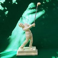 Tượng đánh golf trang trí nam dành cho người chơi đánh gôn chuyên nghiệp, giới doanh nhân thành đạt, thích hợp làm quà tặng, trang trí phòng làm việc, phòng khách, cửa hàng bán đồ đánh golf thể thao thumbnail