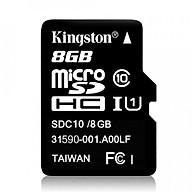 Thẻ Nhớ Kingston Class 10 Tốc Độ Cao 48Mb s (8Gb 16Gb 32Gb) thumbnail
