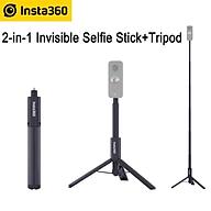 Gậy nối dài Insta360 2-in-1 Invisible Selfie Stick + Tripod - Hàng chính hãng thumbnail