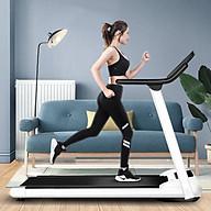 Máy chạy bộ có thể gấp gọn không tiếng ồn cho hộ gia đình, 0.75mã lực, yên tĩnh chống xóc chống rung, tiết kiệm điện, dễ cất gọn không tốn diện tích thumbnail