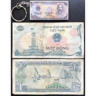 Tiền cổ sưu tầm tờ 1 đồng Việt Nam bao cấp 1985 thumbnail