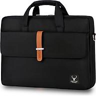 Túi Xách Nam Nữ Công Sở, Cặp Đựng Laptop 17 Inch Praza - TXTK089 thumbnail
