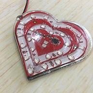 Đèn Led Trái tim to gắn đuôi xe máy loại to - TA1042 thumbnail
