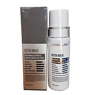 Mặt nạ sủi bọt thải độc trắng da Detox Mask của Detox Blanc 150ml thumbnail