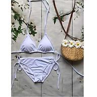 Bộ Bikini Đi Biển Hai Mảnh Thắt Dây - SEA008 thumbnail