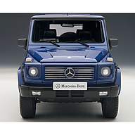 Xe Mô Hình Mercedes-Benz G-Model 90 s Swb 1 18 Autoart - 76114 (Xanh ) thumbnail