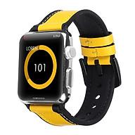 Dây Da cao su dành cho Apple Watch Hybrid thumbnail