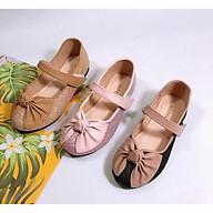 Giày búp bê bé gái 01128 thumbnail