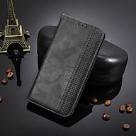 Bao da dạng ví, nam châm dành cho Oppo Reno 3 Pro Luxury Leather Case - Hàng nhập khẩu thumbnail