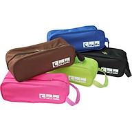 Túi giỏ đựng giày dép có quai xách size lớn chống thấm nước, giày đá bóng, giày thể thao... - Màu ngẫu nhiên thumbnail
