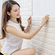 Xốp Dán Tường 3D Chịu lực, chống nước, chống ẩm mốc 70x77cm DT24 thumbnail