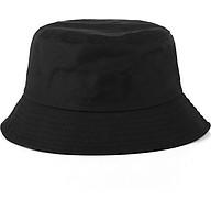 Nón bucket đen trơn thời trang Hàn Quốc dành cho cả nam và nữ NK482 thumbnail