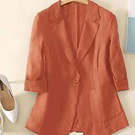 Áo blazer túi ốp Rust thumbnail
