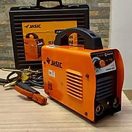 Máy hàn sắt thép kim loại JASIC ares 120 - Kiểu dáng mini chuyên sử dụng que 2.5 đến 4.0mm thumbnail