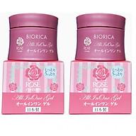 Bộ 2 hộp kem hỗ trợ trị khô nẻ da BIORICA ROSE Nhật bản (40g) - HÀNG CHÍNH HÃNG thumbnail