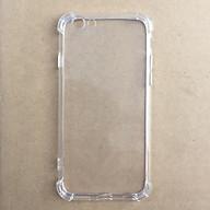 Ốp Lưng Dẻo Chống Sốc Phát Sáng Cho iPhone 6 6s Dada (Trong Suốt) - Hàng Chính Hãng thumbnail
