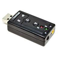 USB Ra Sound 3D 7.1 đầu ra âm thanh chuẩn cho máy tính và laptop thumbnail