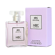 Nước hoa nữ Iris Crystal (Mauve) 50ml thumbnail