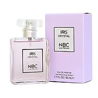 Nước hoa nữ Iris Crystal 50ml thumbnail